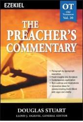 Ezekiel commentary by Douglas Stuart