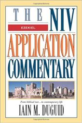 Ezekiel commentary by Iain Duguid