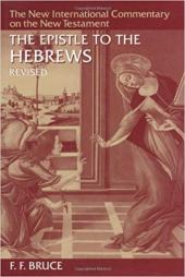 Hebrews commentary by FF Bruce