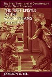 First Corinthians commentary Gordon Fee