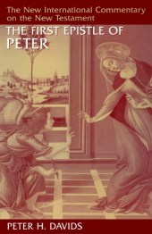 First Peter commentary by Peter Davids