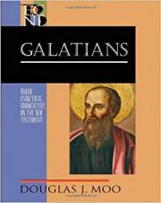 Galatians commentary by Douglas Moo
