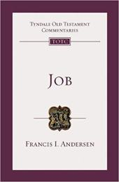 Job commentary by Francis Andersen