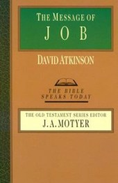 Job commentary by J.A. Motyer