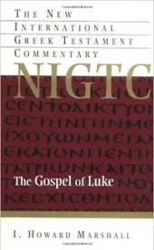 Luke commentary by I. Howard Marshall