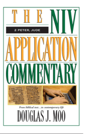 Peter Jude commentary by Douglas Moo