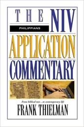 Philippians commentary by Frank Thielman