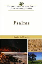 Psalms commentary by Craig Broyles