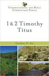 Timothy Titus commentary by Gordon Fee