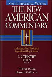 Timothy Titus commentary
