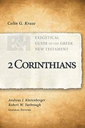 2 Corinthians commentary by Colin Kruse