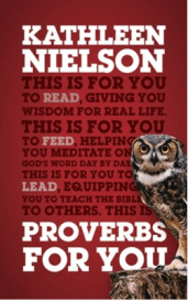 Proverbs commentary by Kathleen Nielson