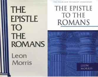 Romans commentary by Leon Morris