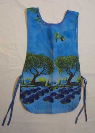 Children's Olive Tree and Lavender Tabard
