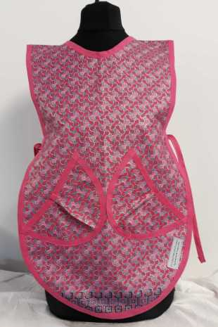 Childrens Pink Sparkle Tabard