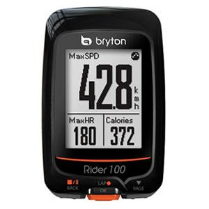 Bryton Rider 100 GPS Cycling Computer Review