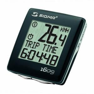 Sigma BC 1609 Cadence Bicycle Speedometer Review