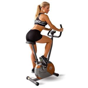 Marcy ME-708 Upright Exercise Bike Review