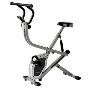 Sunny Health & Fitness SF-B2620 2-in-1 Upright Exercise Bike Review