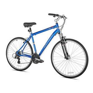 Giordano G7 Men's Hybrid Bike Review