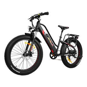 Addmotor MOTAN Step Thru Comfort Fitness 500W Motor Electric Mountain & Commuter Bike for Women