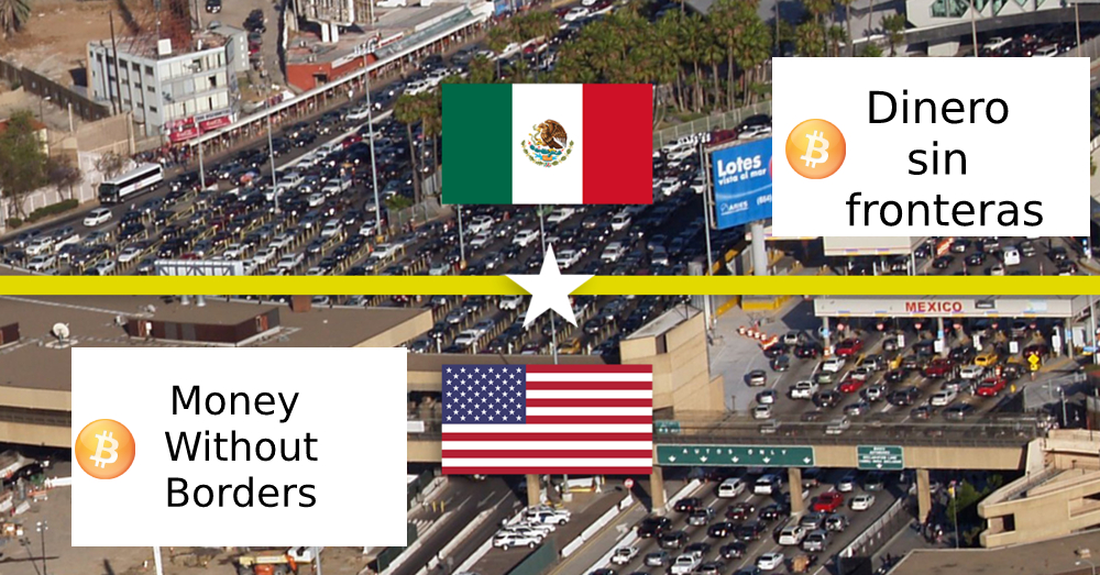 How To Use Bitcoin – Sending Money to Mexico from the USA