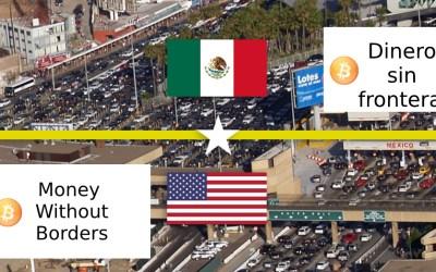 Cómo Usar Bitcoin para Mandar Dinero a México Desde Estados Unidos