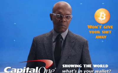 Capital One and Equifax – Removing Privacy from Banking in America