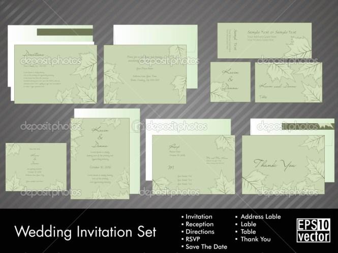10 Creative Wedding Invitation Kits Bestbride101