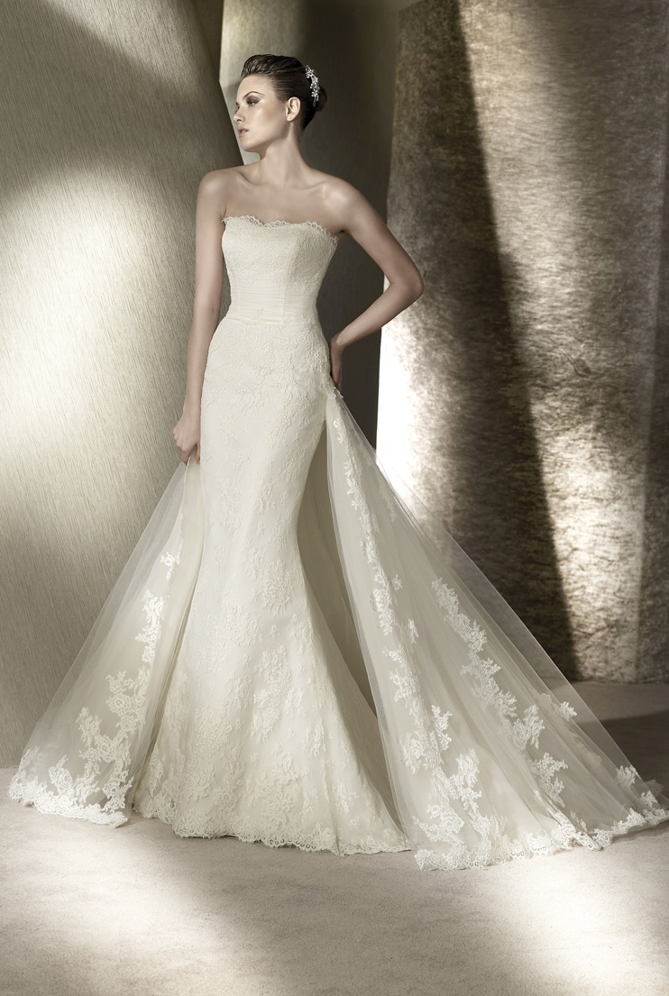 Best Romantic Lace Wedding Dresses  BestBride101