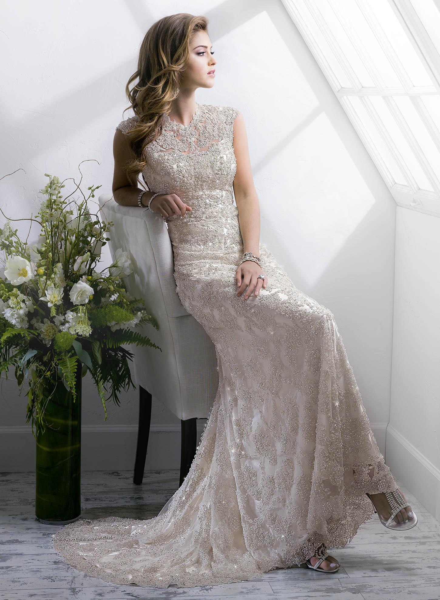 10 Breathtaking Designer Wedding Dresses Bestbride101