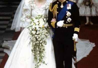 Princess Diana S Wedding Bouquet