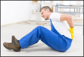 injury, work accident