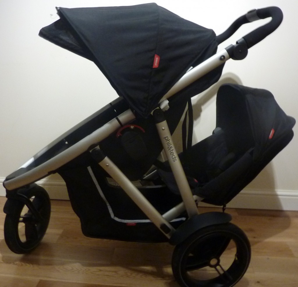 Phil  Teds Vibe 2 Review by Theresa  Best Buggy