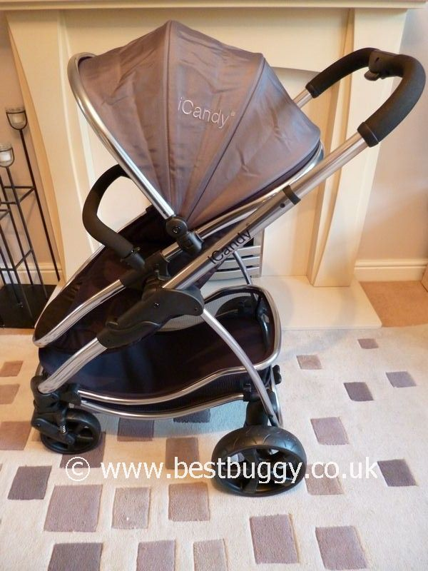 iCandy Strawberry Review by Best Buggy  Best Buggy