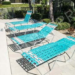 Poolside Lounge Chairs Table And Chair Hire Vinyl Strap Chaise Pool Commercial Outdoor