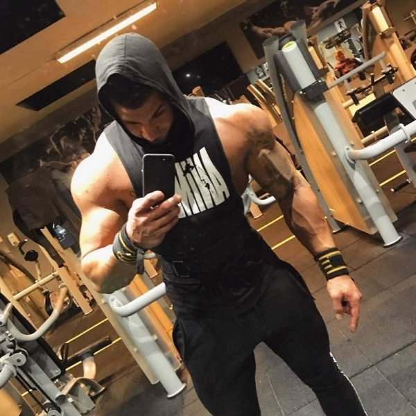 Men Bodybuilding Cotton Tank top Gyms Fitness Hooded Vest Sleeveless Shirt Summer Casual Fashion Workout Brand Clothing 6