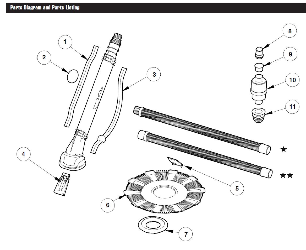 Hayward Pool Plumbing Diagram