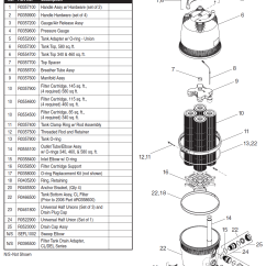Swimming Pool Sand Filter Diagram 2000 Suzuki Hayabusa Wiring Salt Water Engine And