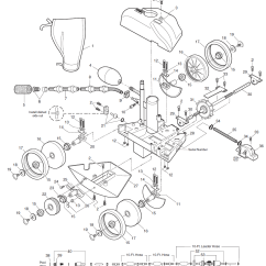 Polaris Pool Cleaner Parts Diagram 3 Phase Wiring Australia 180 Replacement
