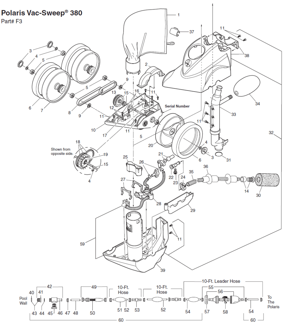 medium resolution of polari piping schematic