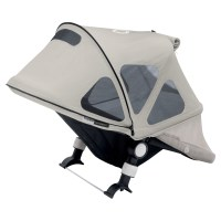 Bugaboo Bee+ Breezy Sun Canopy, Grey by John Lewis Review ...