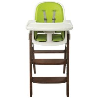 OXO Tot Sprout Highchair, Green/Walnut by John Lewis ...