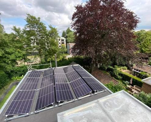 Zonnepanelen Hilversum eindresultaat (1)