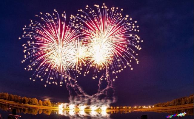 Why You Should Go To Globalfest Fireworks Festival