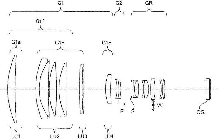 Patent : Tamron 485mm f/5.8 Lens for Micro Four Thirds