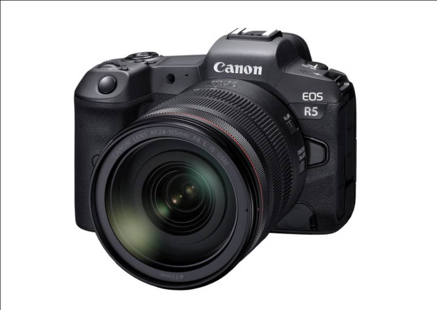 Canon EOS R5 in magazzino e tracker disponibilità
