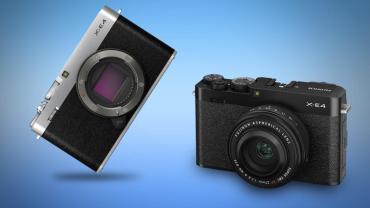 Fujifilm X-E4 vs X-E3 vs X-T20 vs X-T2 -Il Confronto