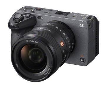 Specifiche e immagini Sony FX3