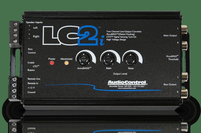 AudioControl LC2i